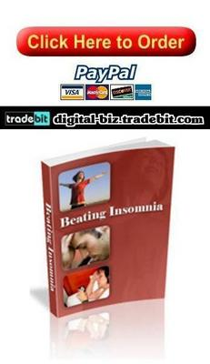 Product picture Beating Insomnia