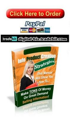 Product picture Info Product Creation Strategies