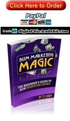 Product picture Bum Marketing Magic