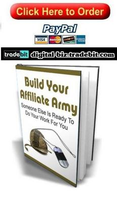 Product picture Build Your Affiliate Army