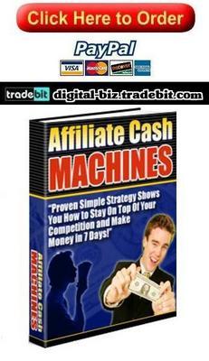 Product picture Affiliate Cash Machines