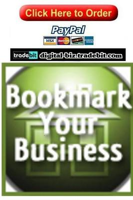 Product picture Bookmark Your Business