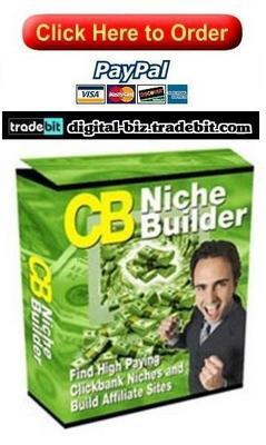 Product picture CB Niche Builder
