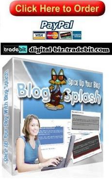 Product picture Blog Splash
