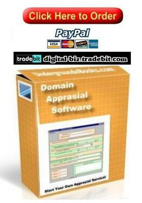 Product picture Domain Appraisal