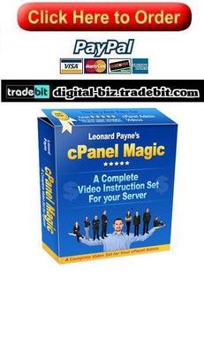 Product picture Cpanel Magic