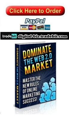 Product picture Dominate The Web 2.0 Market