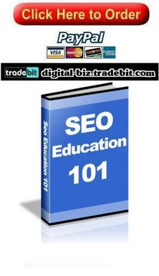 Product picture SEO Education