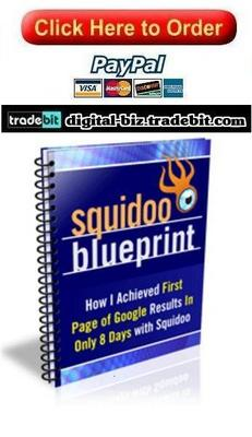 Product picture Squidoo Blueprint
