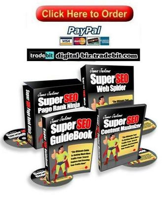 Product picture Super SEO Guide Book