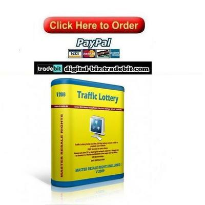 Product picture Traffic Lottery Script