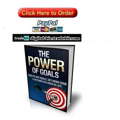Product picture The Power of Goals
