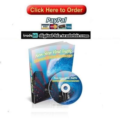 Product picture Non-Stop Viral Traffic